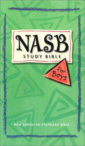 NASB Study Bible for Boys