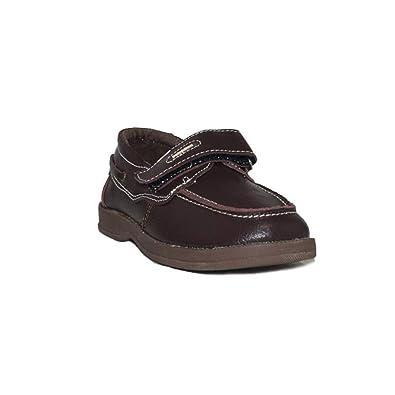 Deb&Dan - Zapato Mocasín T2375 Zapatos De Vestir Niño Marrón Casual Cómodos: Amazon.es: Zapatos y complementos