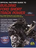Building Ford Short Track Power, Ford Racing Engineers Staff and Richard Holdener, 188408947X