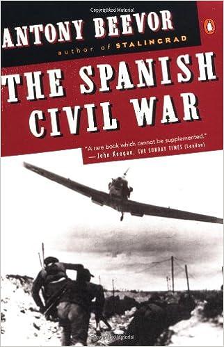 Book The Spanish Civil War
