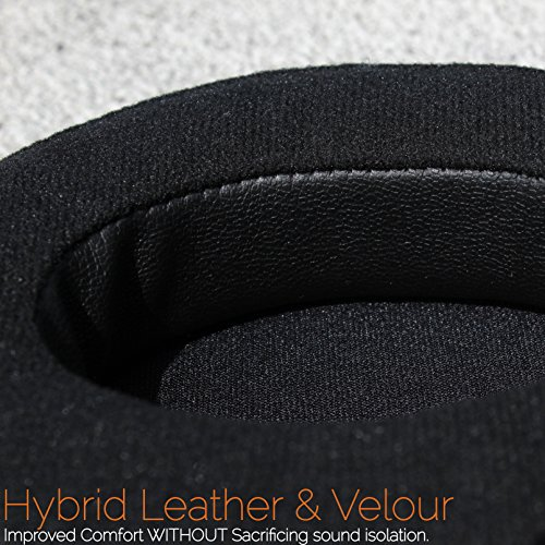 Hybrid Velour ATH M50x Earpads by Wicked Cushions
