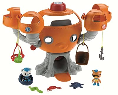 Fisher-Price Disney's Octonauts Octopod Playset