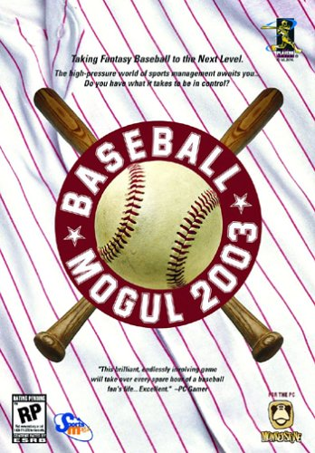 Baseball Mogul 2003 - PC