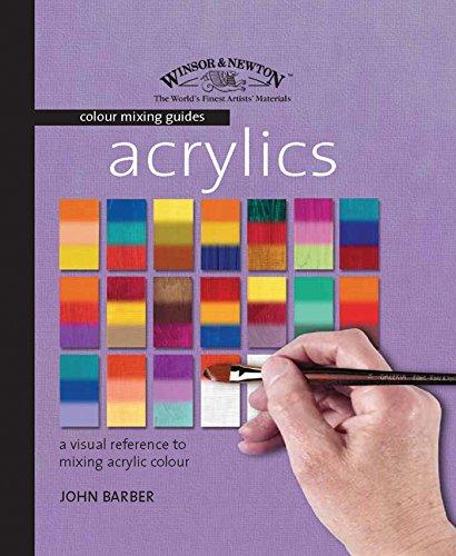 (Winsor & Newton Colour Mixing Guides: Acrylics)