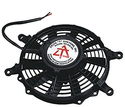 Amazon Com Lil Champ Delta T Systems 11 Dc Marine Axial Fan
