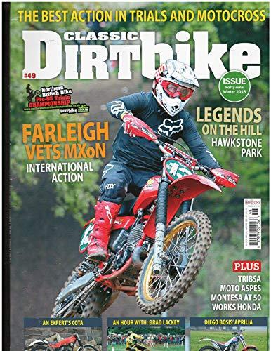 Classic Dirt Bike Magazine # 47 2019