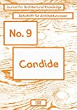 img - for Candide No. 9: Journal for Architectural Knowledge book / textbook / text book
