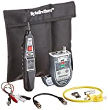 Triplett / Byte Brothers CTX200P Pocket CAT LAN Tester with Inductive Tone Probe for RJ45 CAT5 CAT6 and Coax Cables