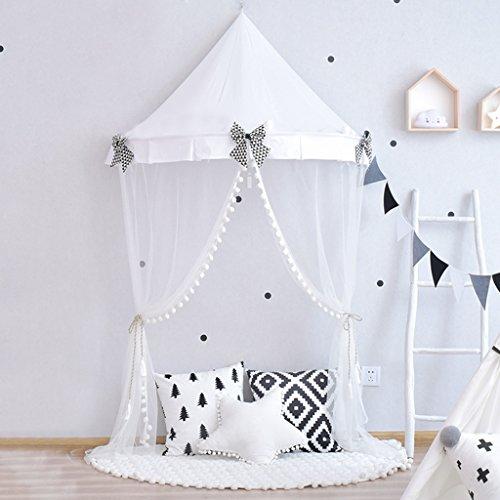 悲劇組立過激派家庭の照明- 子供テント綿布インテリアゲームテント北欧スタイルの女の子屋内の楽しみを読んでいる赤ちゃんゲームハウスを読んで、(1つのテントのみ) テント