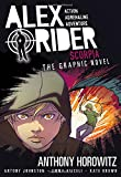 img - for Scorpia: An Alex Rider Graphic Novel book / textbook / text book