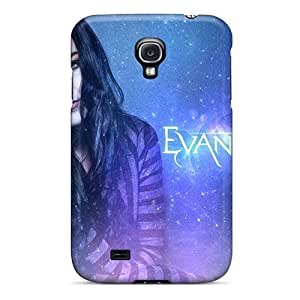 High Quality Hard Phone Covers For Samsung Galaxy S4 (ADf9041cBGl) Custom Beautiful Evanescence Band Image