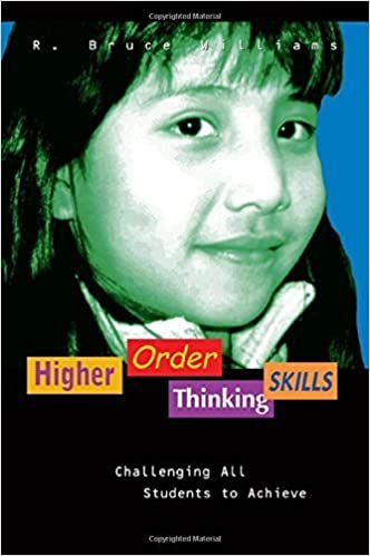 Book Higher Order Thinking Skills: Challenging All Students to Achieve (In A Nutshell Series) by R. Bruce Williams (2003-01-01)