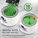 Hard Wax Beads Wax Beans Kit 2.4 lb - Hard Wax