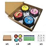 RIBOSY Dog Buttons for Communication, Recordable