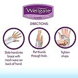 Wellgate for Women, PerfectFit Wrist Brace for