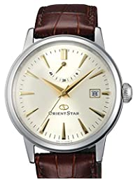 Orient Star Classic Automatic Dress Watch with Power Reserve, Domed Crystal EL05005S