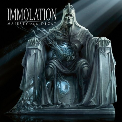 Immolation - Majesty And Decay - Zortam Music