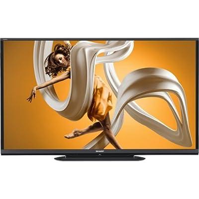 Sharp AQUOS LC-90LE657U 90'' 1080p 120Hz 3D Smart LED HDTV