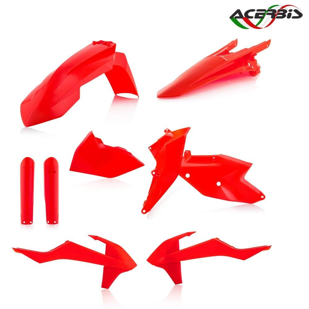 Acerbis Plastik-Kit Full-Kit Orange