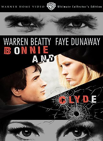 Bonnie   Clyde  Dvd 2 Disc Ultimate Collectors Ed Ws 1 78 Book