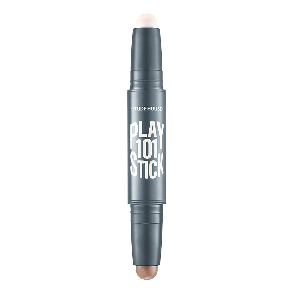 Etude House Play 101 Stick Contour Duo (Shading & Highlighter) ETUDE HOUSE Cosmetic Products 8806199418761