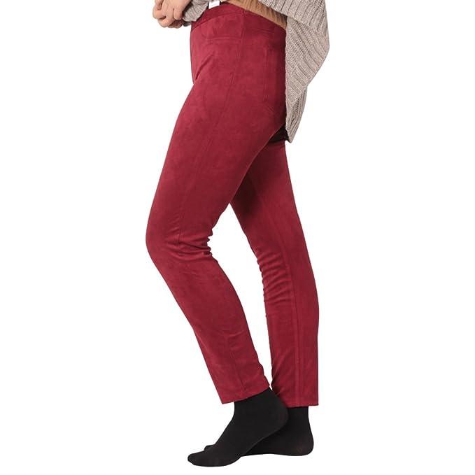 Amazon.com: Kelly Klark Mujer Tobillo Leggings Pantalones ...