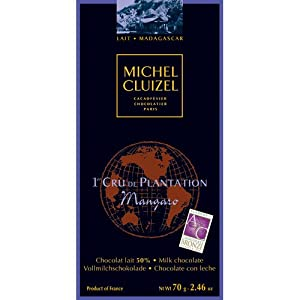 Michel Cluizel Mangaro Milk Chocolate Bar