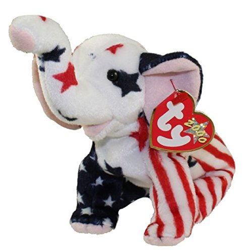 Righty 2000 the Elephant - Ty Beanie Baby ()