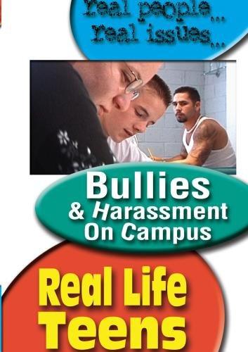 Dvd Bully (REAL LIFE TEENS: BULLIES & HARASSMENT)