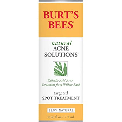 BURTS BEES - Natural Acne Solutions Targeted Spot Treatment - 0.26 fl. oz. (