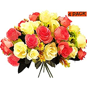Artificial Flower 2 3