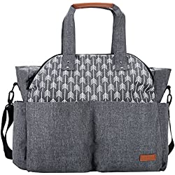 Lekebaby Baby Diaper Bag