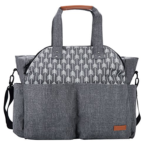 Diaper Bag Large Enough For Twins - 1
