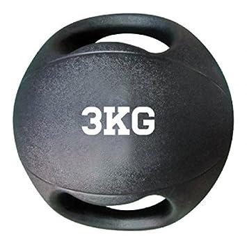 Grupo Contact Balon Medicinal de Caucho con Agarre de 3 kg. Mod ...