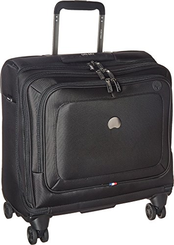 Delsey Luggage Cruise Lite Softside Spinner Trolley Tote, ()