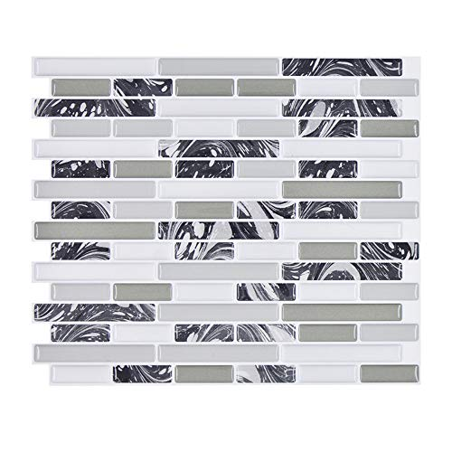 NewKelly Hot 3D Self Adhesive Wall Tiles Clever Tiles Glitter Mosaic Self Adhesive Tiles 2328cm