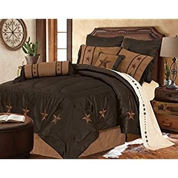 Hiend Accents Laredo King Size Bedding