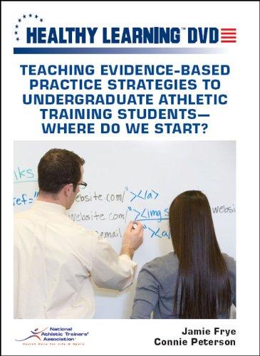 Teaching Evidence-Based Practice Strategies to Undergraduate Athletic Training Students Where Do We Start?