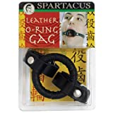 Extremeline Leather O-Ring Gag 1.75in. (Package Of 2)