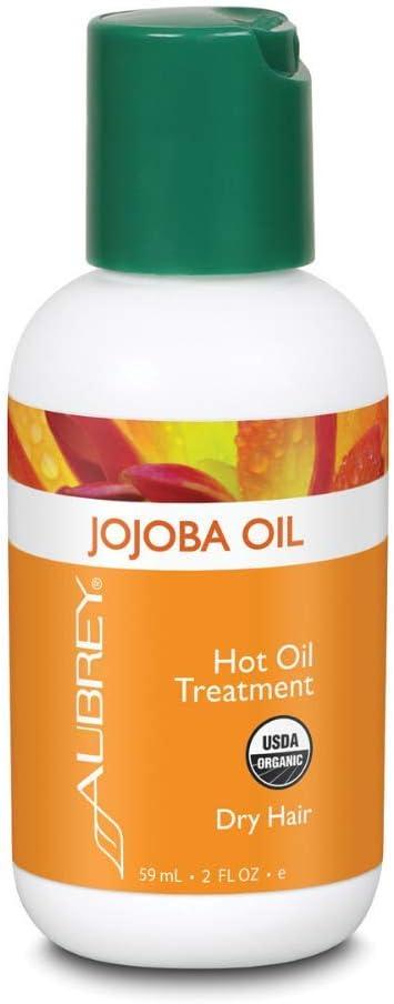 Jojoba Oil Aubrey Organics 2 oz Liquid