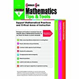Common Core Mathematics Tips and Tools Grade 6, Newmark Learning, LLC, 1478808268