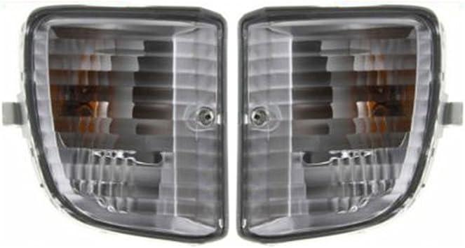 Turn Signal Light For 2001-2003 Toyota RAV4 Plastic Lens Passenger Side