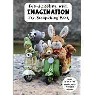 Fun-Schooling with Imagination - The Storytelling Book: Colorful- Animal Adventures in Switzerland, Germany and Italy