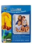 """Ultra Pro 90522Ultra Pro 8.5""""X11"""" Refill Pages"""