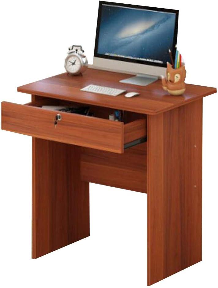 XIA Mesa de Estudio de computadora portátil de PC Escritorio de computadora Simple Mesita de Noche Hogar Estación de Trabajo para Oficina en casa (Color : A, Tamaño : 02): Amazon.es: Hogar