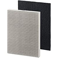 HEPA Filter and Activated Carbon Pre Filter Replacement For Fellowes HF-300 Air Purifier AeraMax 300 By Nispira, 1 Filter