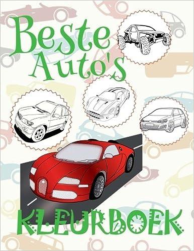 Buy Beste Auto S Kleurplaten Volwassenen Auto S Kleurboek Coloring