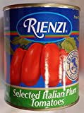 Rienzi Selected Italian Plum Tomatoes 28 Oz (Pack of 2)