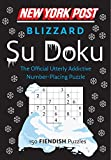 This collection of FIENDISH su dokus offers a blizzard of fun for true puzzle masters!