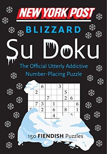 new york post fiendish sudoku - 7